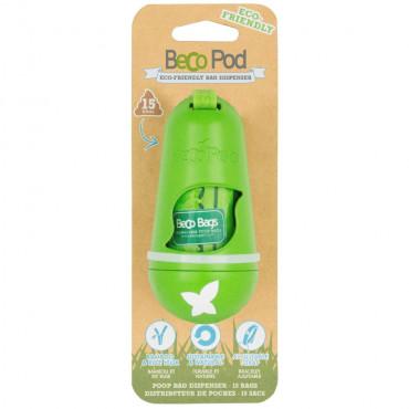 Dispensador de sacos biodegradáveis Beco Pod
