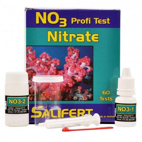 Teste de Nitratos NO3 - Salifert