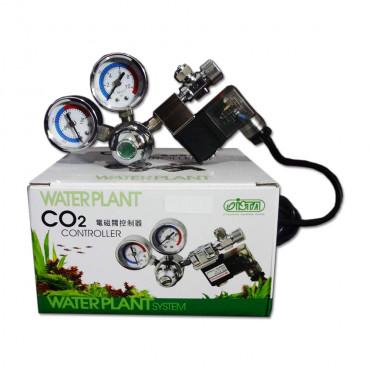 Controlador CO2 com válvula solenóide - Ista