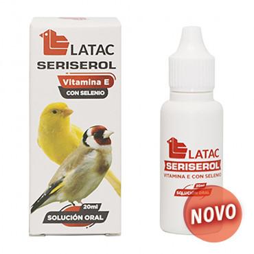 Vitamina E Seriserol - Latac