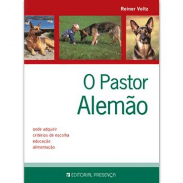 Livro O Pastor Alemão