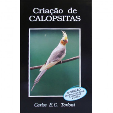 Livro Criação de CALOPSITAS
