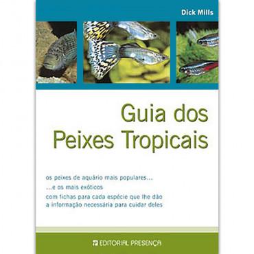 Livro Guia dos Peixes Tropicais
