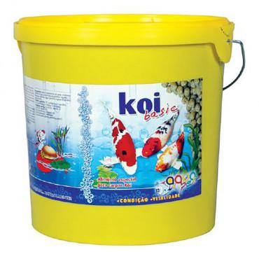 Alimento especial Koi Basic para Carpas Koi - Aquapex