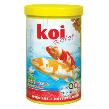 Alimento colorante Koi Color para Carpas Koi - Aquapex