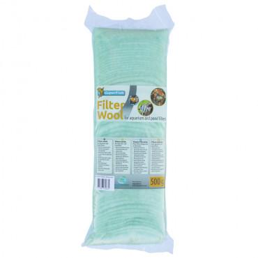 Lã filtrante grossa para aquário