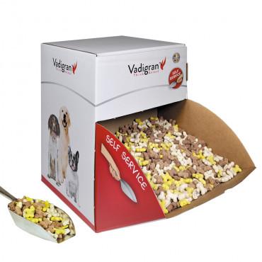 Biscoitos puppy mix para cães - Vadigran