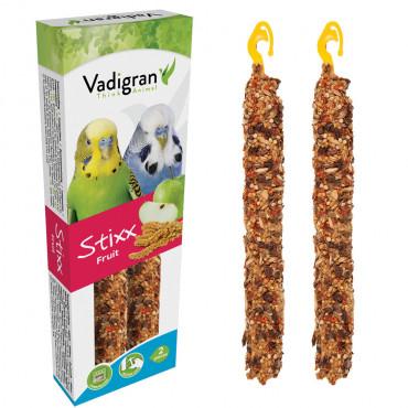 Sticks Stixx com frutos para periquitos - Vadigran