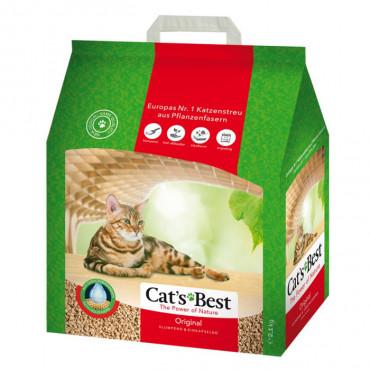 Cat's Best Original Areia para gato ecológica