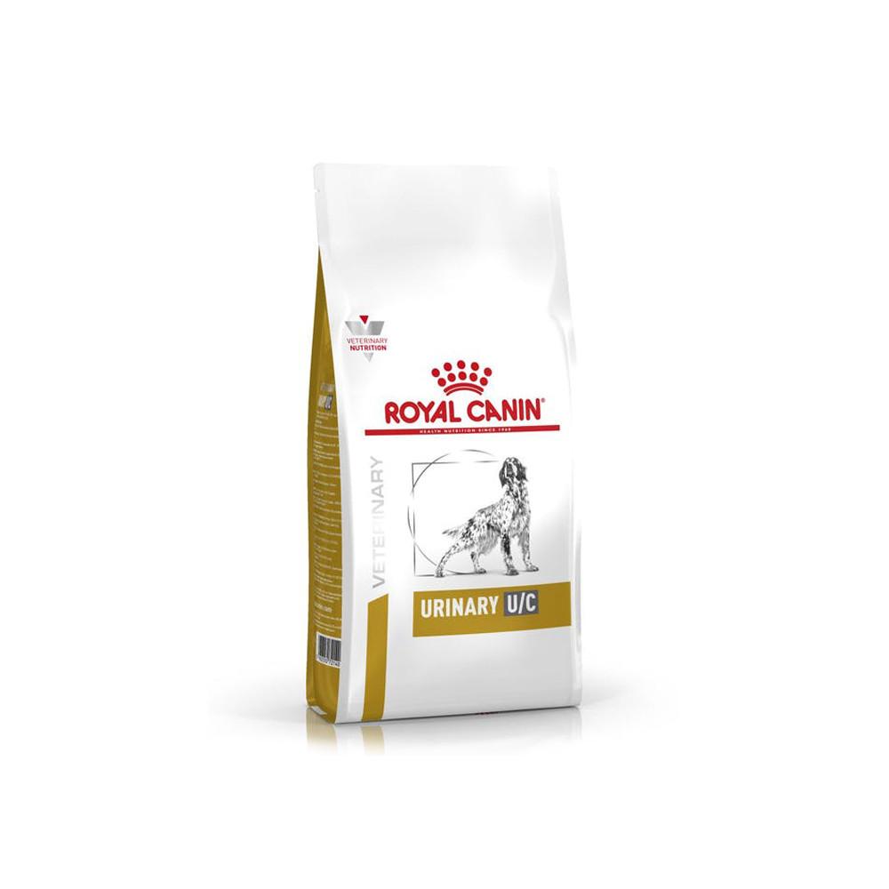 Ração para cão Royal Canin VDC Urinary U/C Low Purine