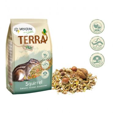 Alimento Premium Terra para esquilos - Vadigran