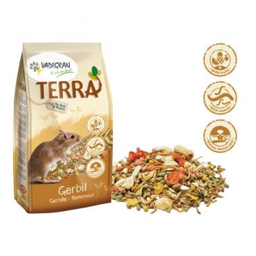 Alimento Premium Terra para gerbos - Vadigran