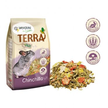 Alimento Premium Terra para chinchilas - Vadigran