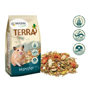 Alimento Premium Terra para hamsters - Vadigran