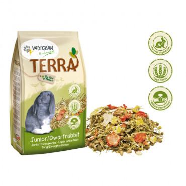 Alimento Premium Terra para coelhos anões - Vadigran