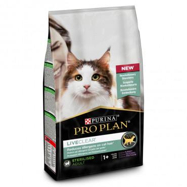Pro Plan Live Clear Gato adulto esterilizado - Salmão