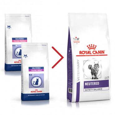 Ração para gato Royal Canin Neutered Young Male
