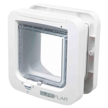 Porta gateira com identificação microchip - Sureflap