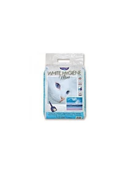 Trixie - Areia Sivocat White Hygyene Ultra 12Lts/10.6Kg