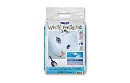 Areia SIVOCAT WHITE HYGIENE ULTRA 12Lt/10,2Kg