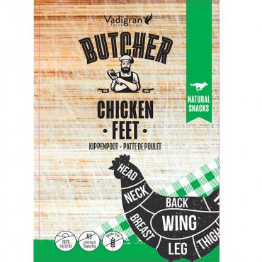Butcher Patas de galinha para cão
