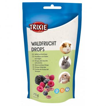 Snack vitamínico de frutos silvestres para roedores - Trixie