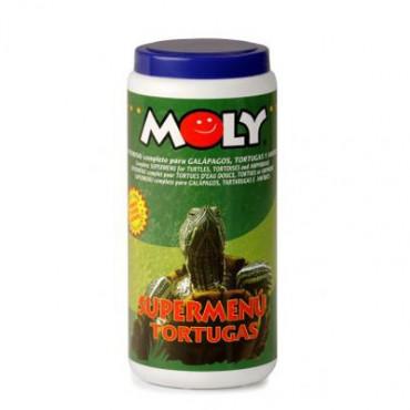 Moly - Supermenu para Tartarugas 360gr
