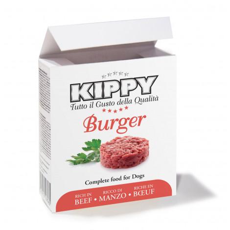 KIPPY Hambúrguer de vaca para cão