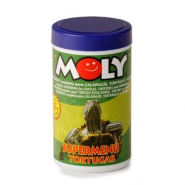 Moly - Supermenu para Tartarugas