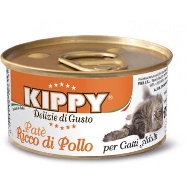 KIPPY Patê para gato adulto - Frango