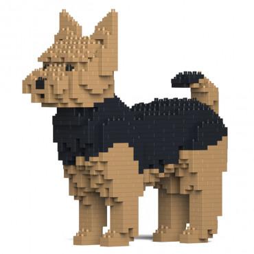 JEKCA Blocos de construção - Yorkshire Terrier