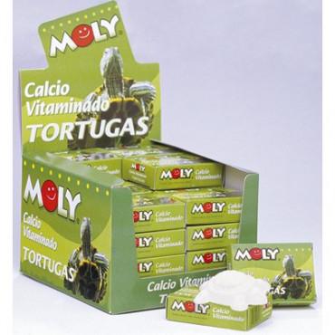 Moly Cálcio Vitaminado para Tartarugas