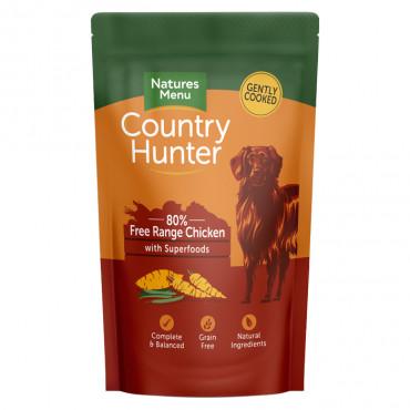 Natures Menu Country Hunter Alimento húmido para cão - Frango