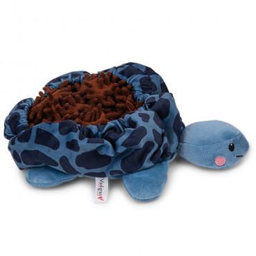 Brinquedo peluche tartaruga para esconder snacks - Vadigran
