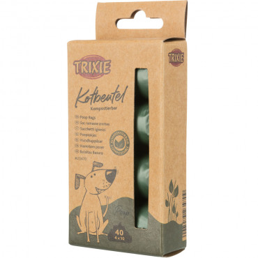 DOG PICK UP Sacos Biodegradáveis p/ Dejetos