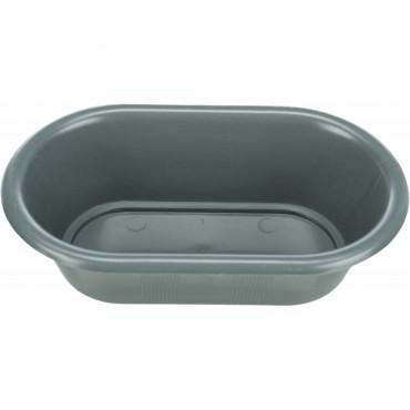 Banheira Oval em Plástico com Espelho