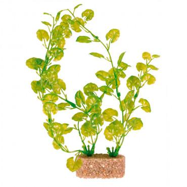 Planta em Plástico c/base em areia