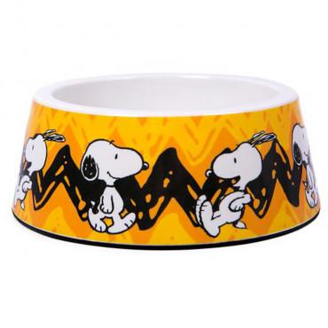 Taça Snoopy em melanina - Amarela Charlie Brown