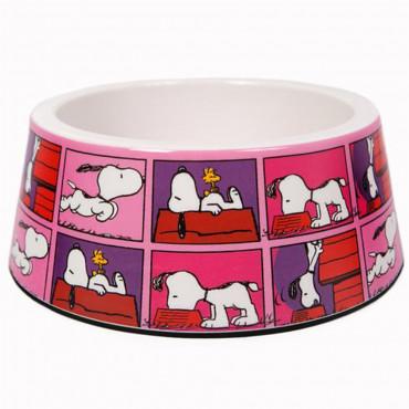 Taça Snoopy em melanina - Rosa