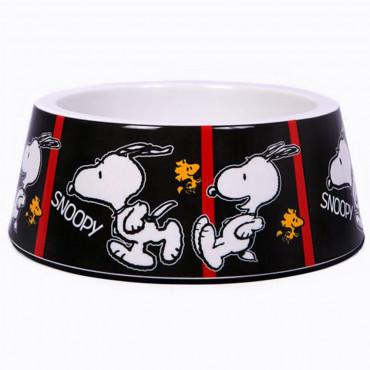 Taça Snoopy em melanina - Preta
