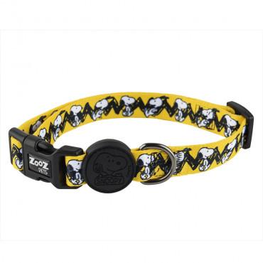 Coleira Snoopy para cão - Amarela Charlie Brown