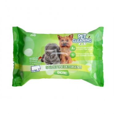 Toalhitas Exotic - Pet Cleaning