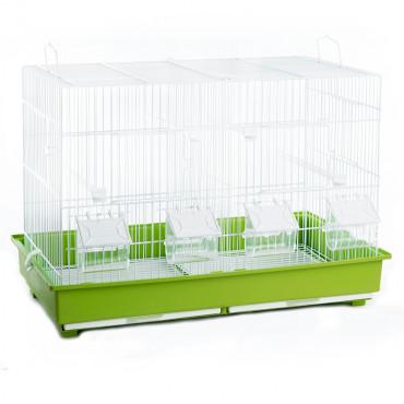 Viveiro Duplo com gaveta para aves