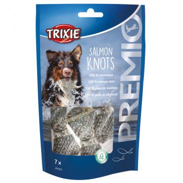 Premio Salmão Knots para cão