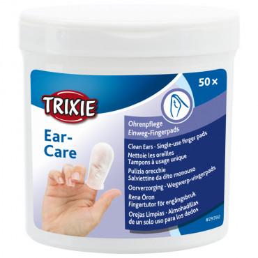 Dedeiras de limpeza de orelhas