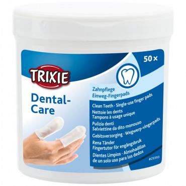 Dedeiras de limpeza de dentes