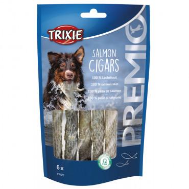 Premio salmão cigars para cão