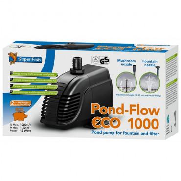 Bomba repuxo para lago pond-flow eco