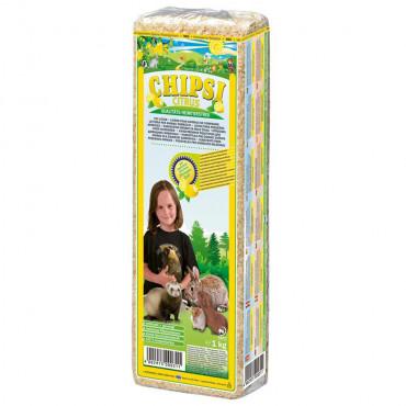 Fibras de pinho CHIPSI CITRUS - aroma limão