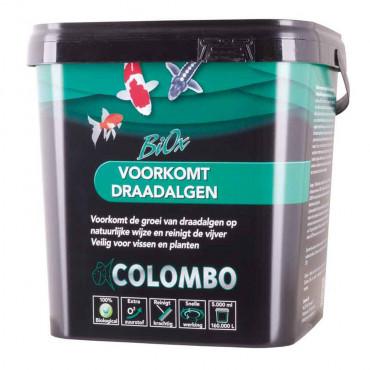 Colombo biox (controlo algas c/ H2o)